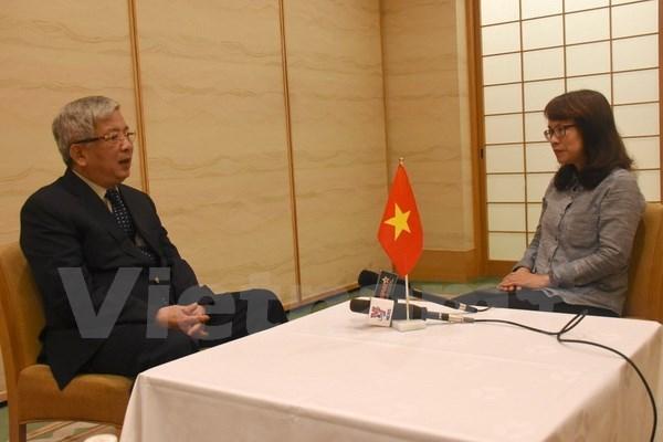 Japan-ASEAN ties push Vietnam-Japan partnership forward hinh anh 1