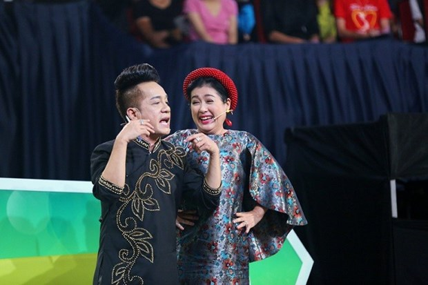 Cai luong show to raise money for poor farmers hinh anh 1