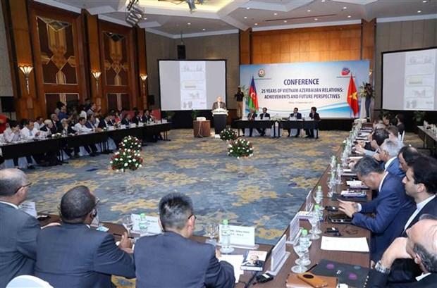 Seminar highlights 25 years of Vietnam-Azerbaijan ties hinh anh 1