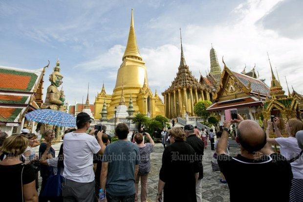 Thailand aims to achieve 10 percent growth in tourism hinh anh 1