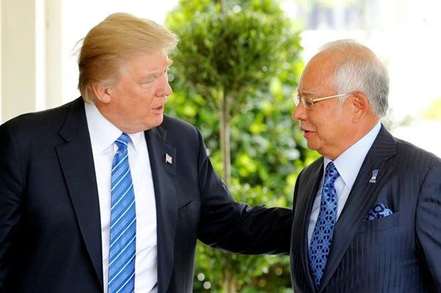 US lauds Malaysia's efforts in fighting terrorism hinh anh 1