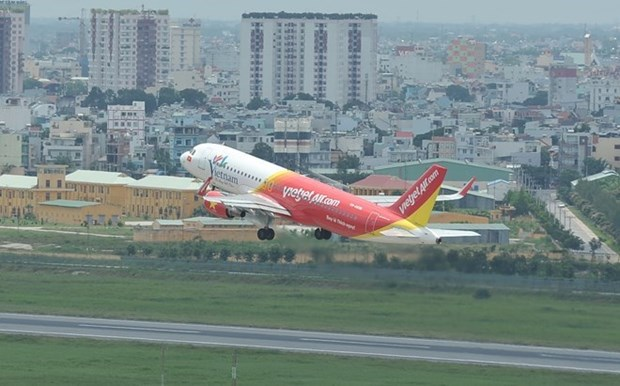 Charter flights link Thanh Hoa with domestic, foreign destinations hinh anh 1