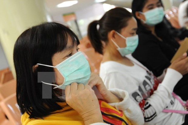 Five Thais suspected to have MERS after returning from Middle East hinh anh 1