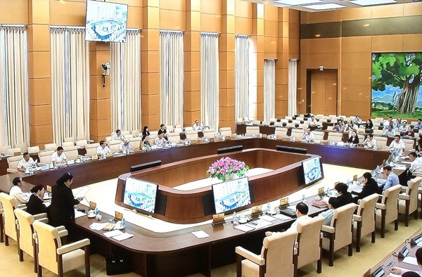 NA Standing Committee focuses on gender equality hinh anh 1