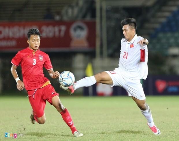 U18 Vietnam eliminated from AFF U18 Championship hinh anh 1
