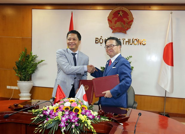 Vietnam, Japan beef up partnership in industry, trade, energy hinh anh 1