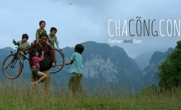 Vietnamese film Father and Son to vie for Oscar hinh anh 1