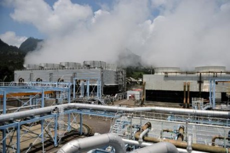 Indonesia to be world top geothermal power producer in 2021 hinh anh 1