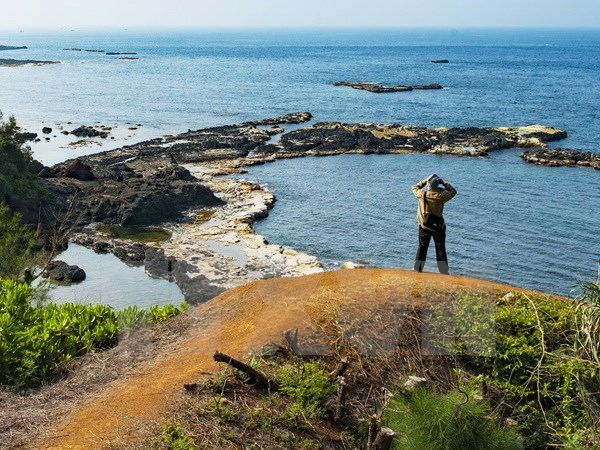 Ly Son island expected to become geomorphological tourism site hinh anh 1