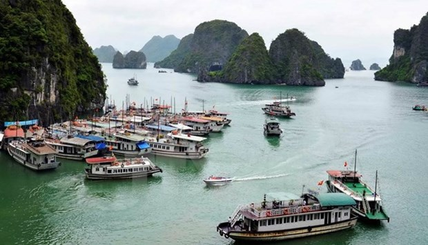 Ha Long attractive to real estate, tourism firms hinh anh 1