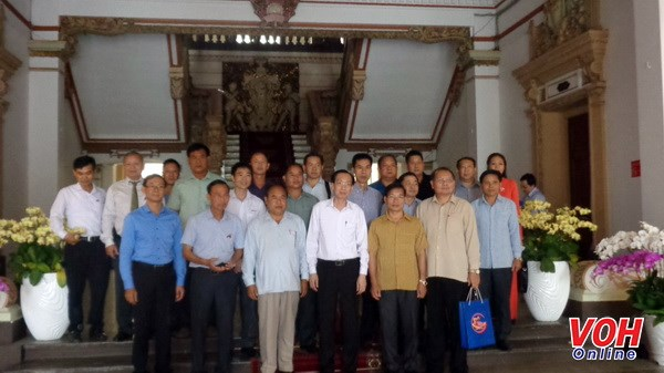 HCM City boosts ties with Laos' Xiang Khouang province hinh anh 1