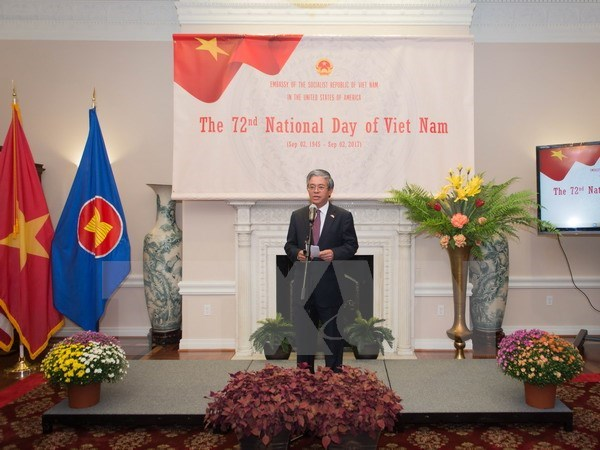 Vietnam's National Day celebrated in US, Indonesia hinh anh 1