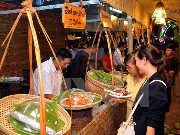 Festival to showcase five continents' cuisine hinh anh 1