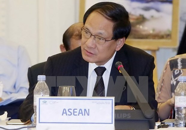 ASEAN reinforces relations with UN, Switzerland hinh anh 1