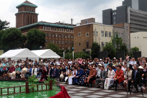 Vietnam Festival held in Japan's Kanagawa prefecture hinh anh 1