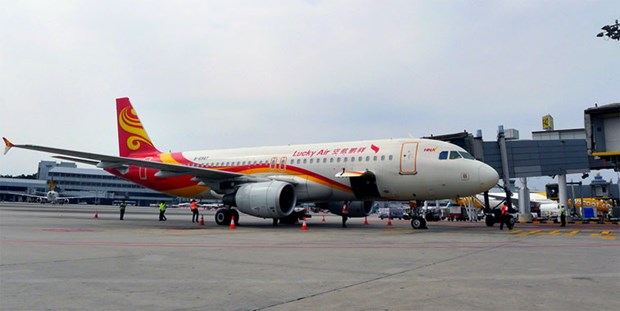 New direct air route links Hanoi, China's Jiangxi province hinh anh 1