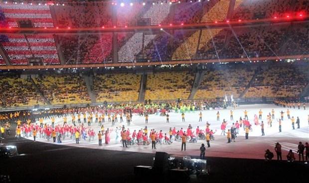 Ninth ASEAN Para Games opens in Malaysia hinh anh 1