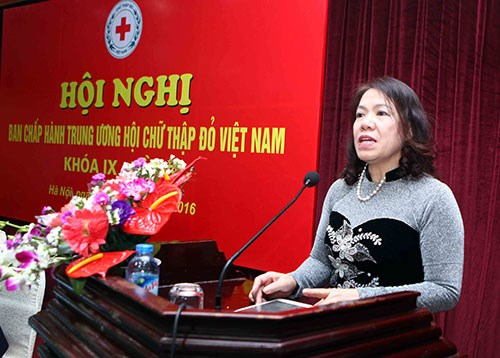 Hanoi to host Southeast Asia Red Cross leadership meeting hinh anh 1
