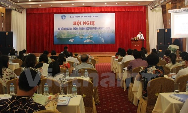 Vietnam Social Security strengthens international cooperation hinh anh 1