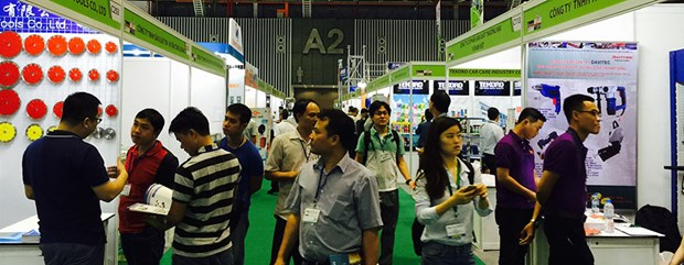 Int'l exhibition on hardware, hand tools slated for December hinh anh 1