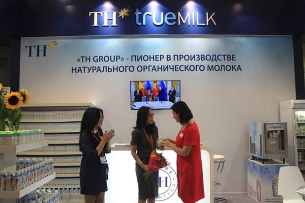 TH Group's organic milk wins international award hinh anh 1