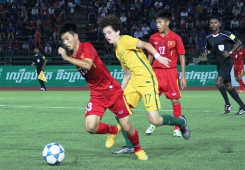 Vietnam's team ready for AFC U16 qualifiers hinh anh 1