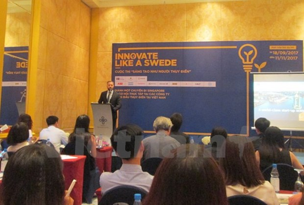 'Innovate Like a Swede' competition launched hinh anh 1