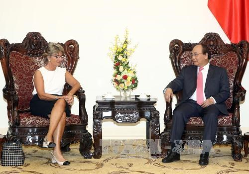 PM: Vietnam wants to further trade, investment ties with Spain hinh anh 1