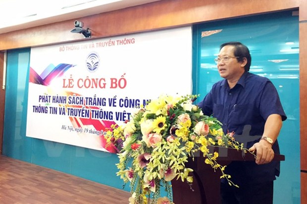 Vietnam releases ICT White Book 2017 hinh anh 1