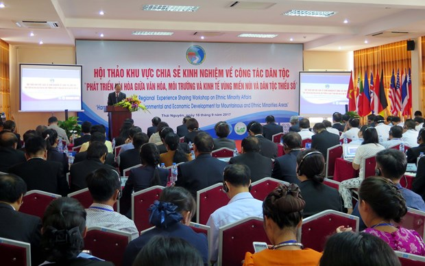 Workshop seeks to enhance development of ethnic minority areas hinh anh 1
