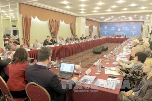 Russia hosts international workshop on East Sea hinh anh 1