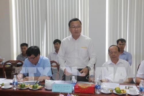 Vietnam, Bosch company cooperate in traffic, vehicle safety research hinh anh 1
