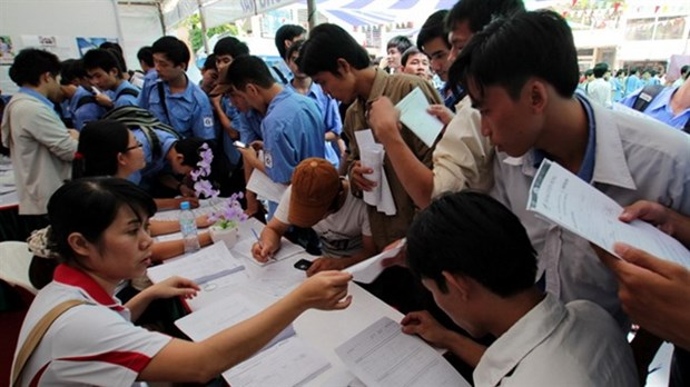 More than 180,000 graduates unemployed in Q2 hinh anh 1