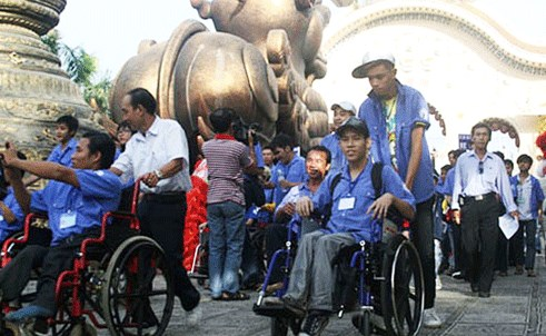 Hanoi to build tourism portal for the disabled hinh anh 1