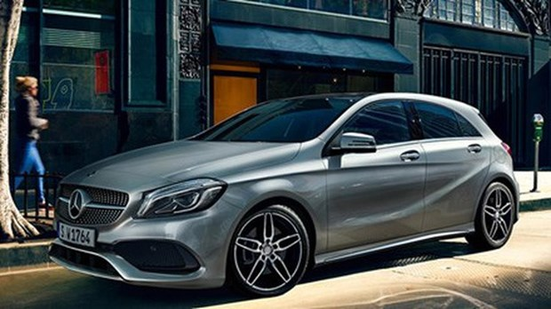 Mercedes-Benz vehicles recalled for power system fault hinh anh 1
