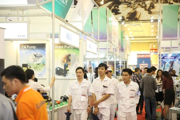 Precision engineering show to be held in Hanoi on October hinh anh 1