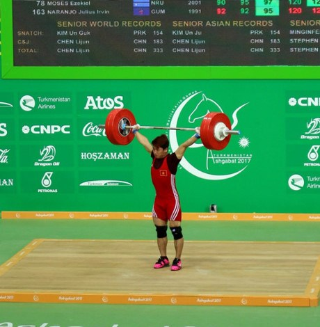 AIMAG 2017: Vietnam secures two more golds hinh anh 1
