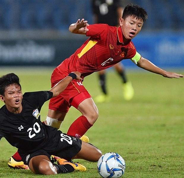Confident Vietnam starts Asian U16 campaign hinh anh 1