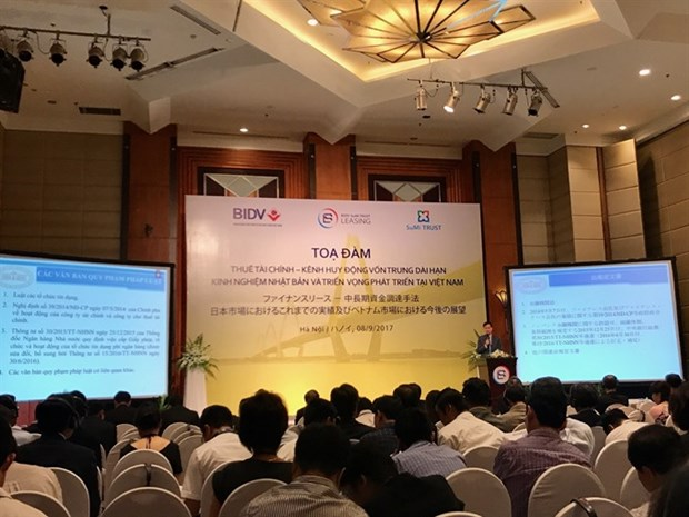 Vietnam's financial leasing sees potential hinh anh 1