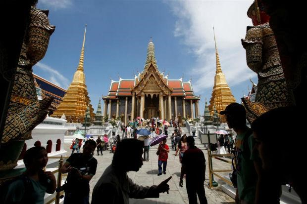 Thailand welcomes 3 million foreign tourists in August hinh anh 1