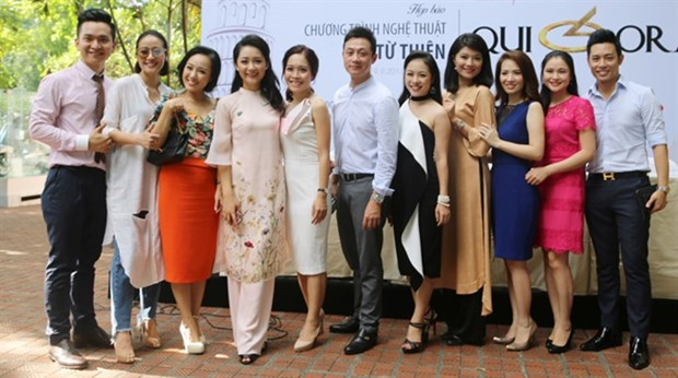 Fashion show to raise funds for children with heart diseases hinh anh 1