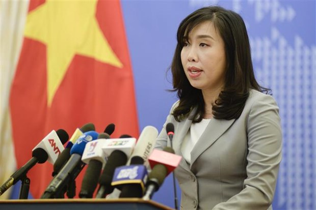 FM spokesperson updates settlement of Vietnamese death in Taiwan hinh anh 1