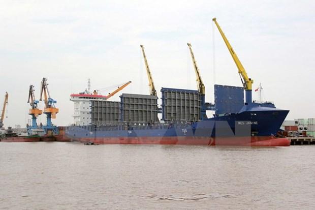 Hai Phong plans to slash freight fees hinh anh 1