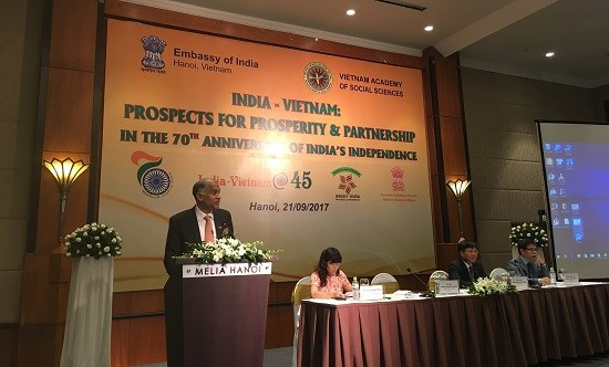 Seminar highlights Vietnam-India partnership prospects hinh anh 1