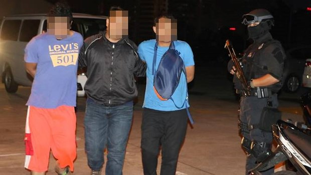 Malaysia arrests seven Abu Sayyaf-linked suspects hinh anh 1
