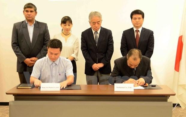 Vietnam, Japan promote trade, economic cooperation hinh anh 1