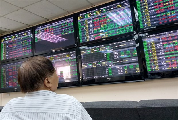 Shares volatile as market corrects hinh anh 1