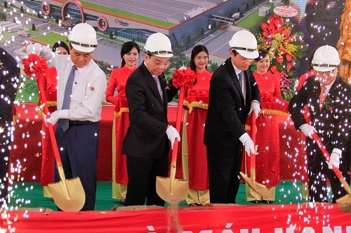 Work begins on Vietnam's first aircraft engine parts factory hinh anh 1