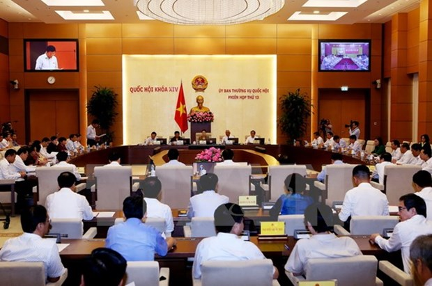 Vietnam tightens parliamentary ties with Argentina hinh anh 1