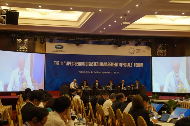 APEC forum highlights disaster management in sustainable growth hinh anh 1